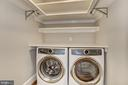 Upper level laundry room - 5205 LAWN WAY, CHEVY CHASE