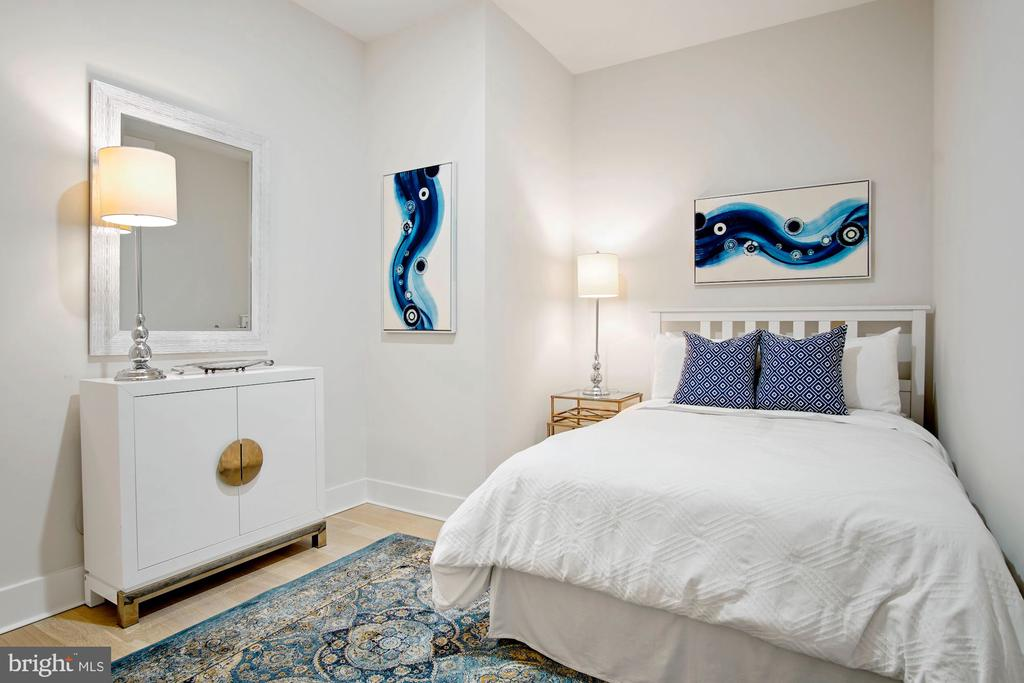 Guest bedroom - 1745 N ST NW #208, WASHINGTON