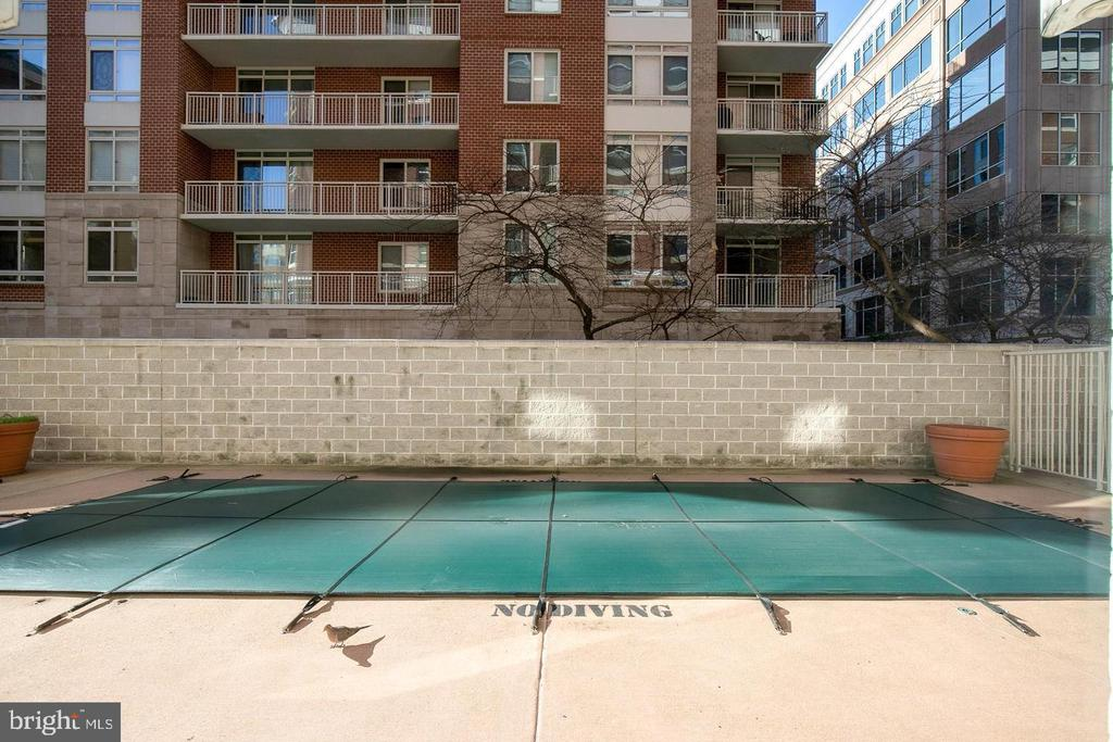 Swimming Pool - 880 N POLLARD ST #701, ARLINGTON