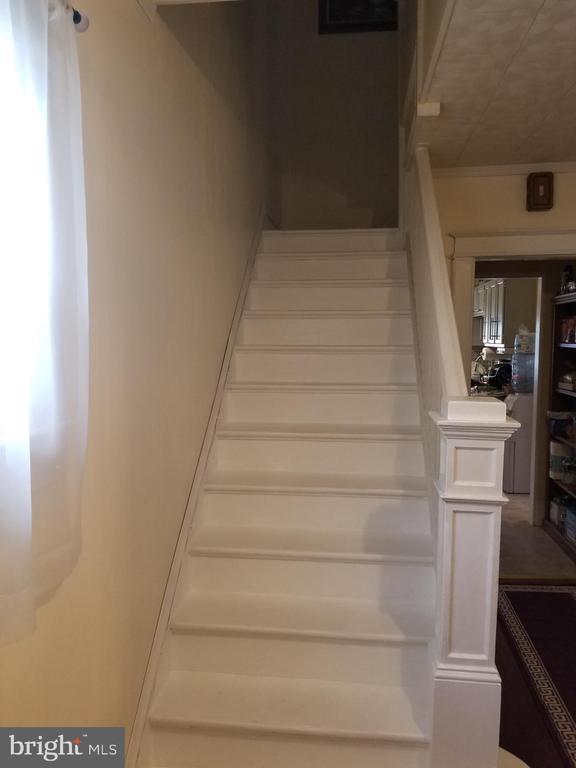 Stairs - 4912 ARKANSAS AVE NW, WASHINGTON