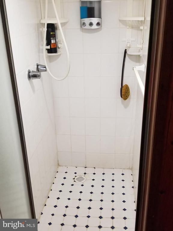 Basement shower - 4912 ARKANSAS AVE NW, WASHINGTON