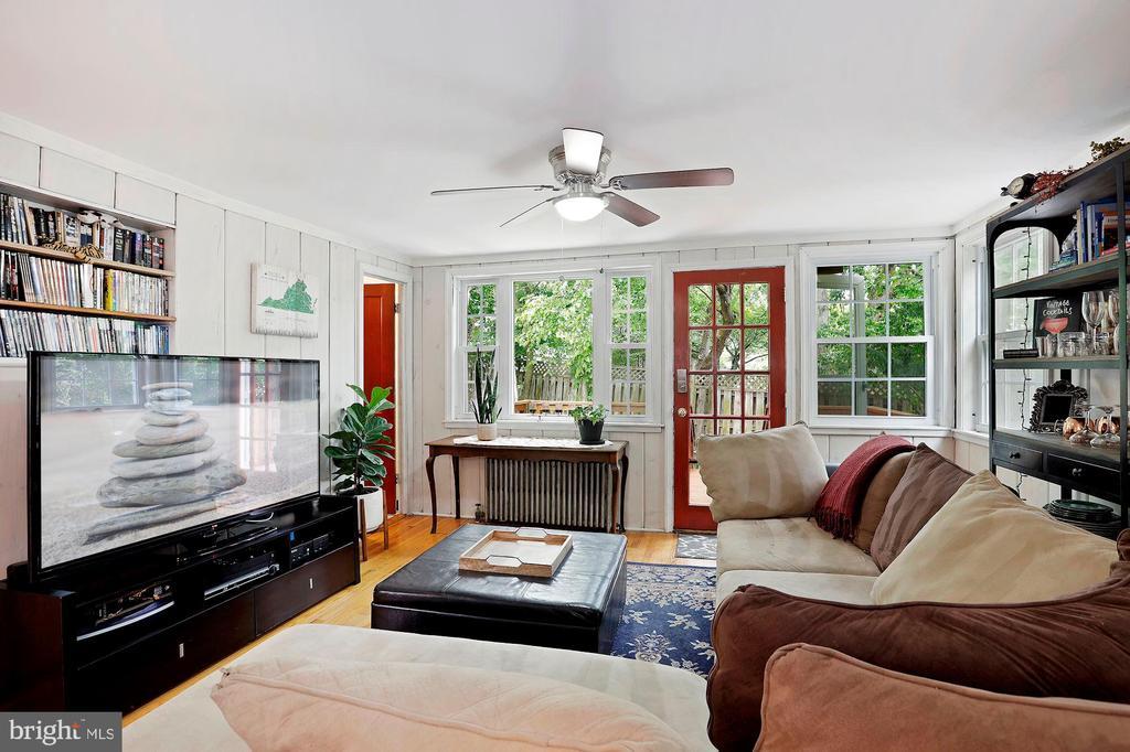 Living Room - 1309 N GLEBE RD, ARLINGTON