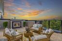 Gaze at the Stars on your Rooftop Terrace - 42394 WILLOW CREEK WAY, BRAMBLETON
