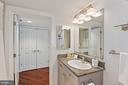 Including a Vanity with Lots of Storage - 777 7TH ST NW #1102, WASHINGTON