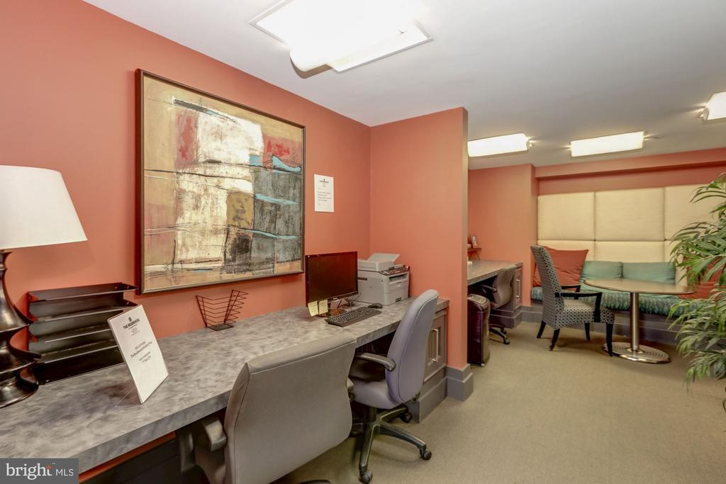 As Well As a Business Center - 777 7TH ST NW #1102, WASHINGTON