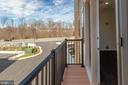 Outdoor patio - 43091 WYNRIDGE DR #301, BROADLANDS