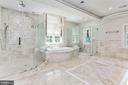 Bath for Owner's Suite - 432 SPRINGVALE RD, GREAT FALLS