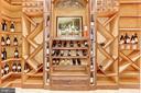 Wine Cellar Interior - 432 SPRINGVALE RD, GREAT FALLS