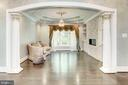 Owner's Suite Sitting Room - 432 SPRINGVALE RD, GREAT FALLS