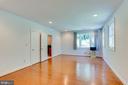 Lower  Level Bedroom - 9600 THISTLE RIDGE LN, VIENNA