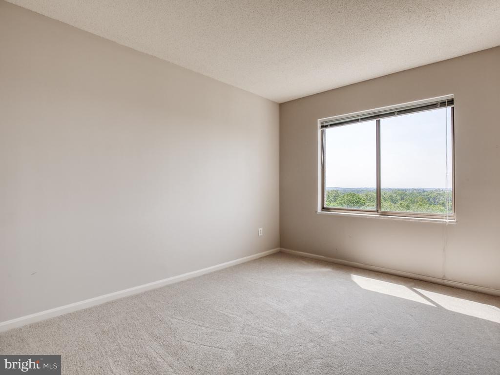 Master bedroom with new carpet - 19375 CYPRESS RIDGE TER #804, LEESBURG