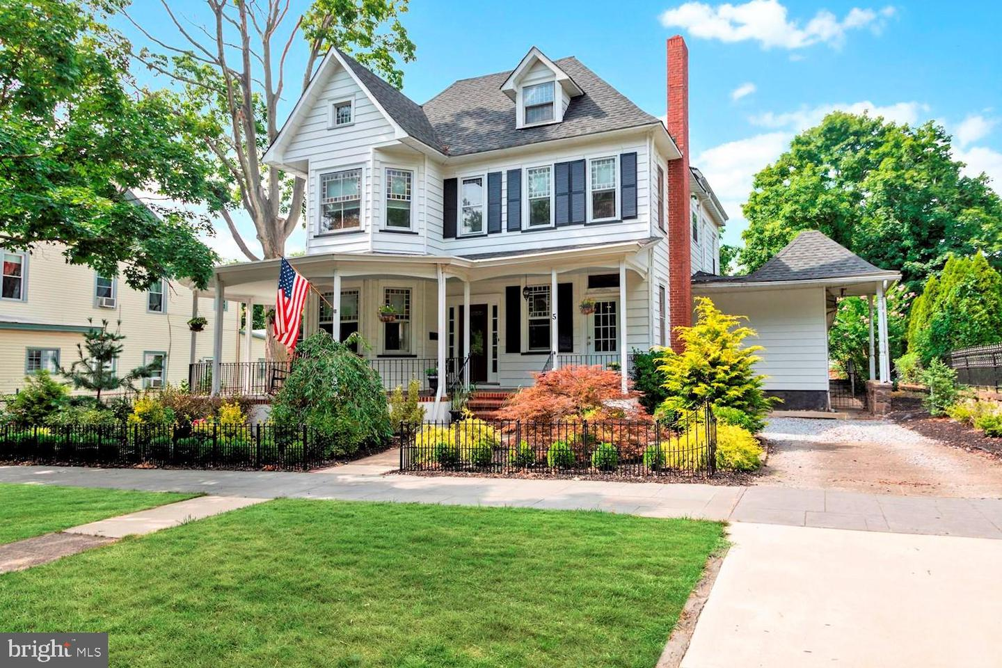 Single Family Homes for Sale at Wenonah, New Jersey 08090 United States