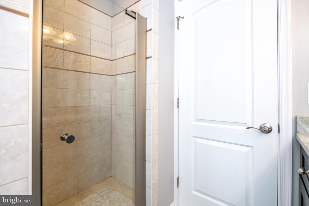 Master Bath Shower - 6662 BARRETT RD, FALLS CHURCH