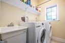 2nd Floor Washer/Dryer - 6662 BARRETT RD, FALLS CHURCH