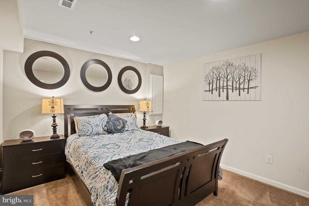 Den in basement can be use as Bedroom - 14505 NEWLYN PL, LAUREL