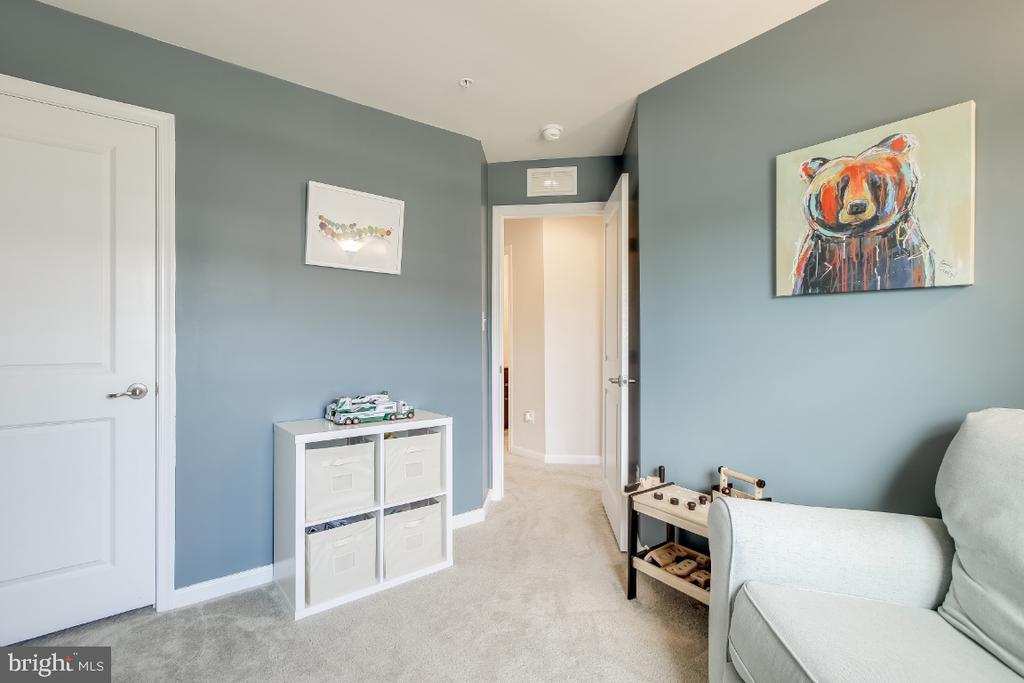 BEDROOM #3 - VIEW 2 - 4706 VONA LN, FREDERICK