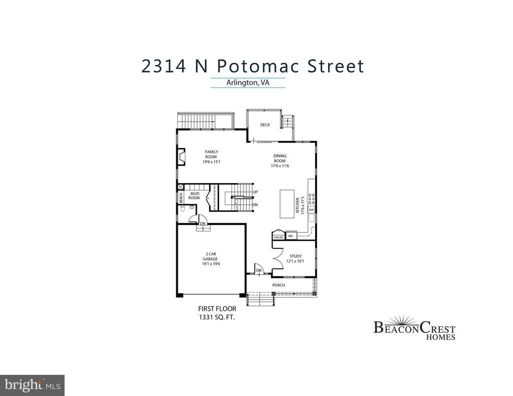 - 2314 N POTOMAC STREET, ARLINGTON