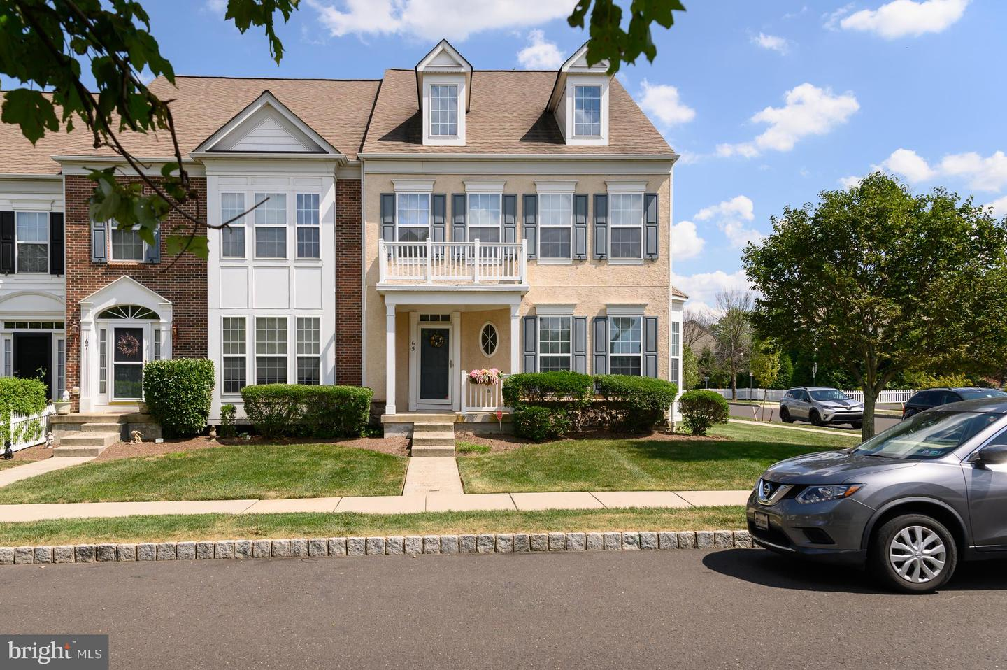 Single Family Homes for Sale at Fountainville, Pennsylvania 18923 United States