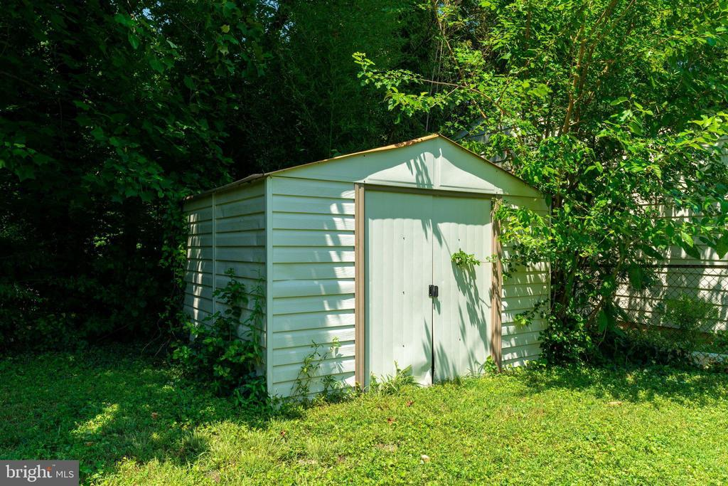 Shed - 4108 ADDISON RD, FAIRFAX