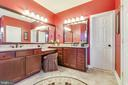 Luxury Owner's Bathroom with Water Closet - 38235 MILLSTONE DR, PURCELLVILLE