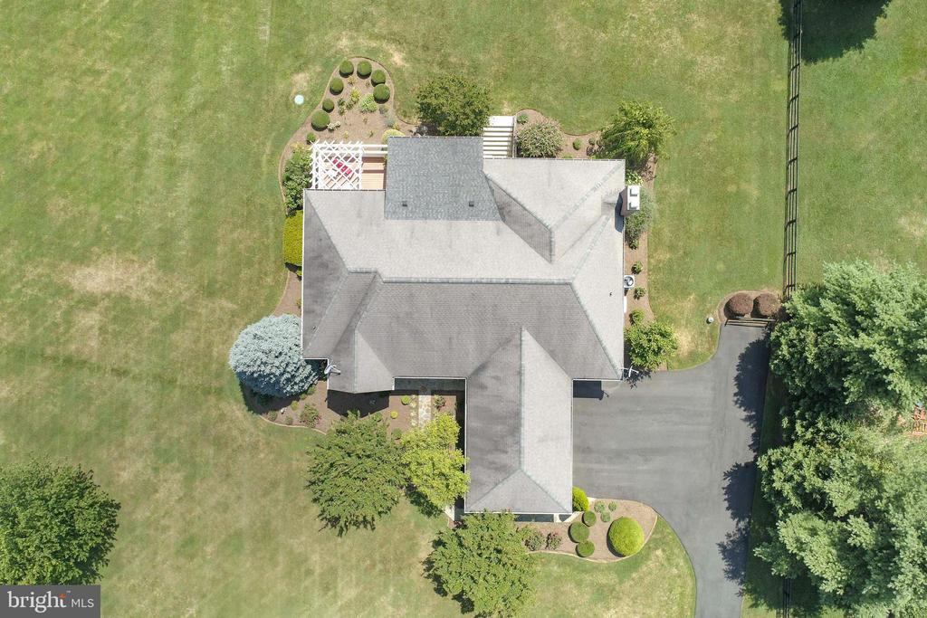 Aerial - 38235 MILLSTONE DR, PURCELLVILLE