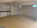Basement Family room with full of daily light - 13388 CABALLERO WAY, CLIFTON