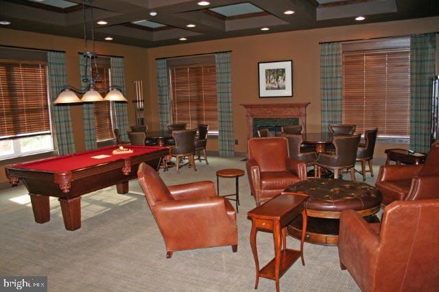 Club House interior - 44557 GRANITE RUN TER, ASHBURN