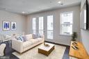 Bright living space - 43091 WYNRIDGE DR #301, BROADLANDS