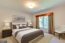 Virtually Staged Upstairs Bedroom - 9600 THISTLE RIDGE LN, VIENNA