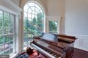 A Grand View from Your Grand Piano. - 2508 COULTER LN, OAKTON