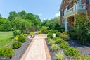 Gorgeous Hardscape and Landscaping. - 2508 COULTER LN, OAKTON