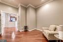 Private office on main level - 18382 FAIRWAY OAKS SQ, LEESBURG