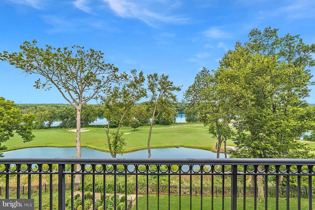 Priceless Potomac River and golf course views - 18382 FAIRWAY OAKS SQ, LEESBURG