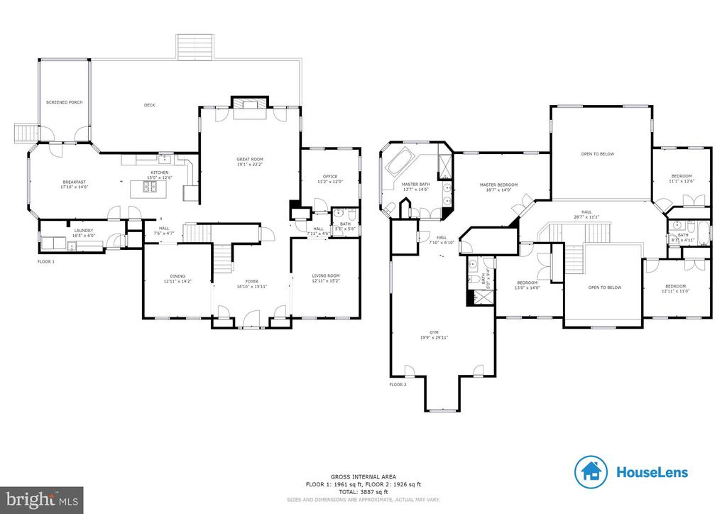 Floor Plan - 37081 ELAINE PL, PURCELLVILLE