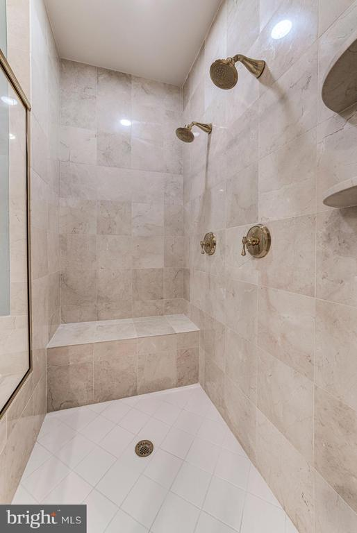 Dual shower heads - 18382 FAIRWAY OAKS SQ, LEESBURG
