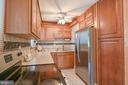 Kitchen - 5700 CHAPIN AVE, ALEXANDRIA