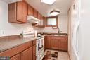 Lower Level Kitchen - 5700 CHAPIN AVE, ALEXANDRIA