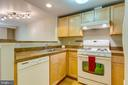 Convenience of a dishwasher. - 7981 EASTERN AVE #202, SILVER SPRING