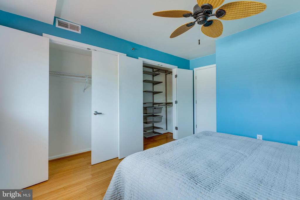 Two ample closets. - 7981 EASTERN AVE #202, SILVER SPRING