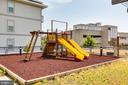 Rooftop play area. - 7981 EASTERN AVE #202, SILVER SPRING