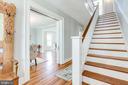 Original heart pine flooring! - 652 SPRING ST, HERNDON