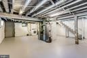 Large basement! - 652 SPRING ST, HERNDON