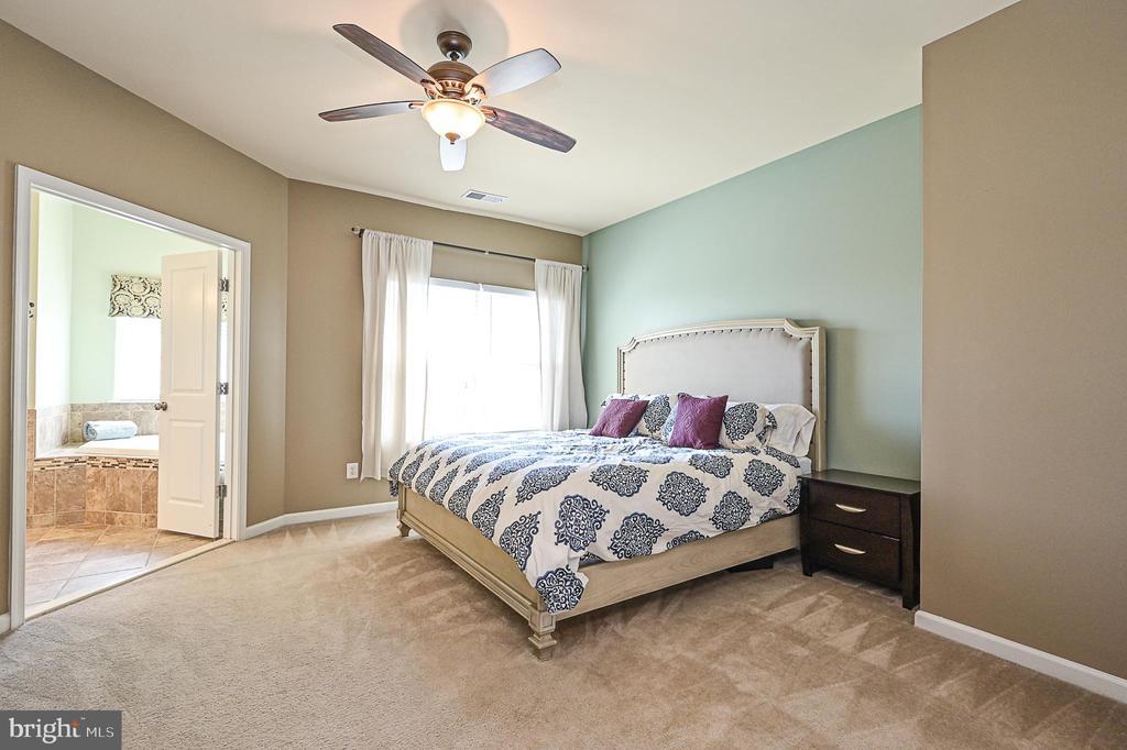 Master bedroom suite! - 42297 DEMARCO TER, CHANTILLY