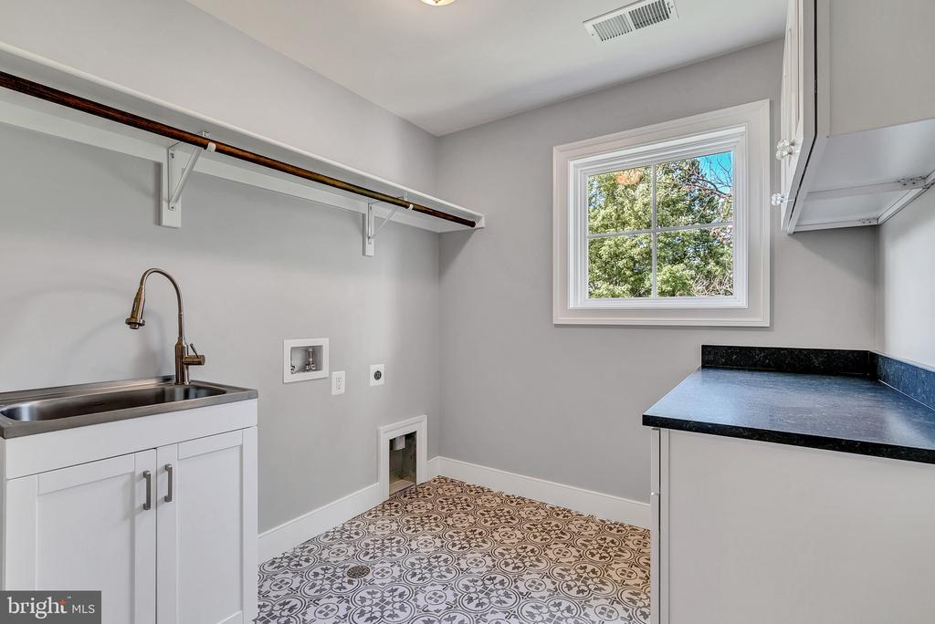 Large Laundry Room (Similar sold Home) - 1849 WARE RD, FALLS CHURCH