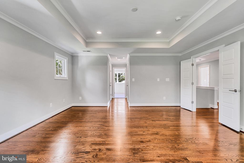 Primary Bedroom Suite w/ Hardwood(Similar Home) - 1849 WARE RD, FALLS CHURCH