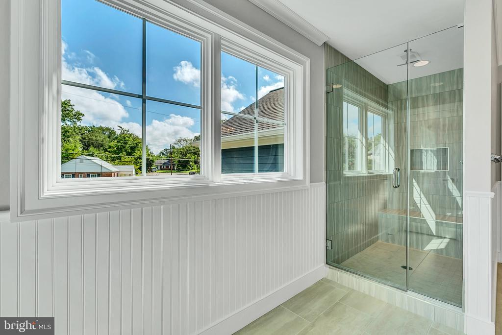 Primary Bath w/ separate Shower(Similar sold Home) - 1849 WARE RD, FALLS CHURCH