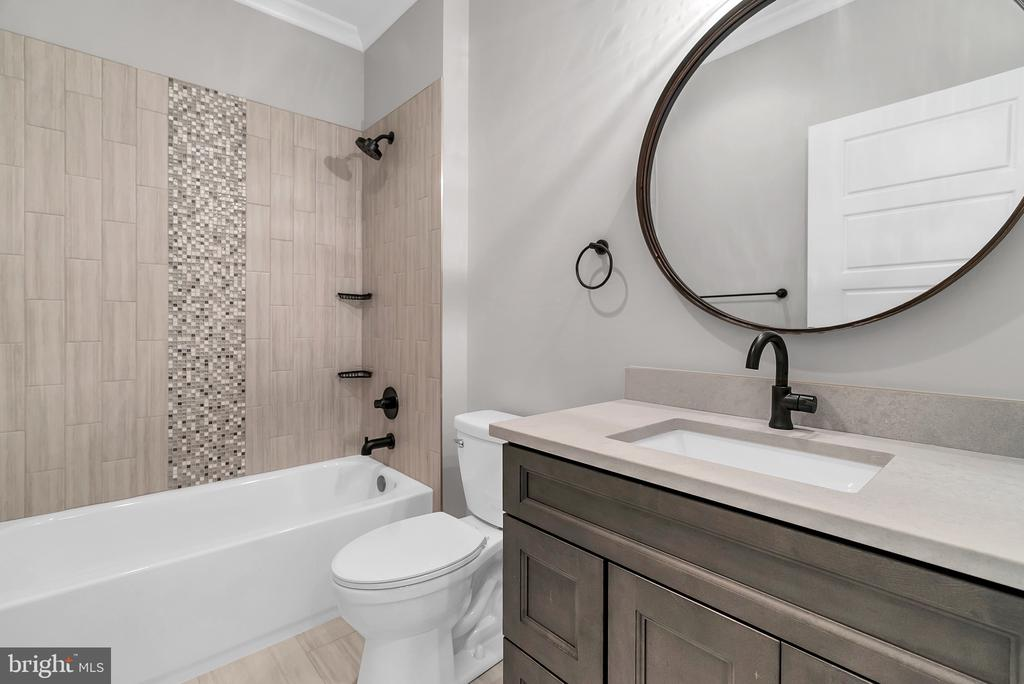 Main Level Full Bathroom (Similar sold Home) - 1849 WARE RD, FALLS CHURCH