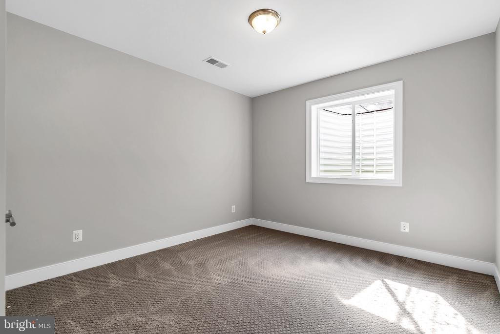 Lower Level Bedroom (Similar sold Home) - 1849 WARE RD, FALLS CHURCH