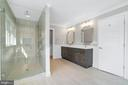 Primary Bath w/ Dual Vanity(Similar sold Home) - 1849 WARE RD, FALLS CHURCH