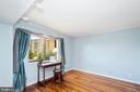 Second bedroom makes a great office, as well - 5902 MOUNT EAGLE DR #609, ALEXANDRIA